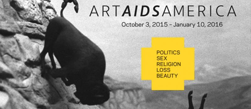 Art AIDS America opens!