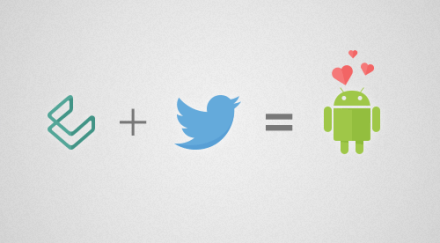 Android lockscreen app Cover joins Twitter