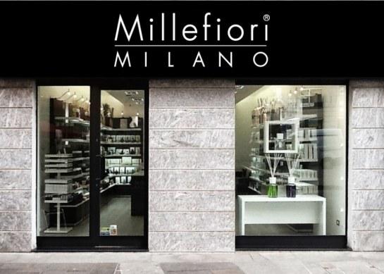 イタリアのミラノ店