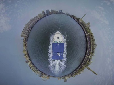 Little Planet Boat