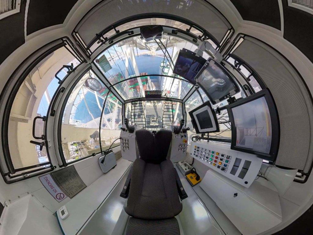 Crane Virtual Reality