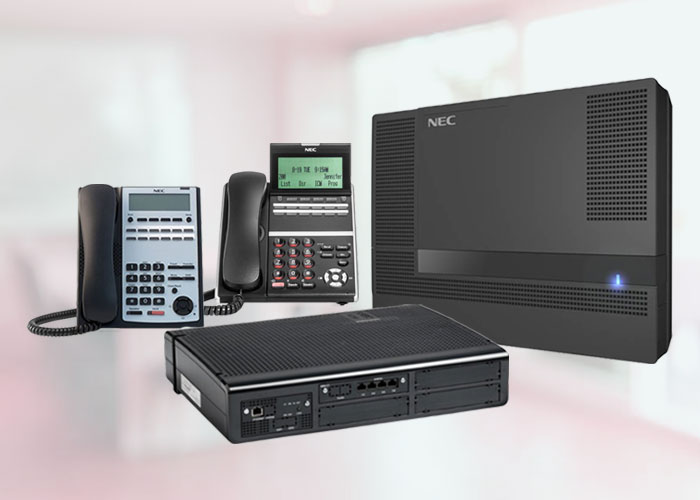 nec pabx telephone system products