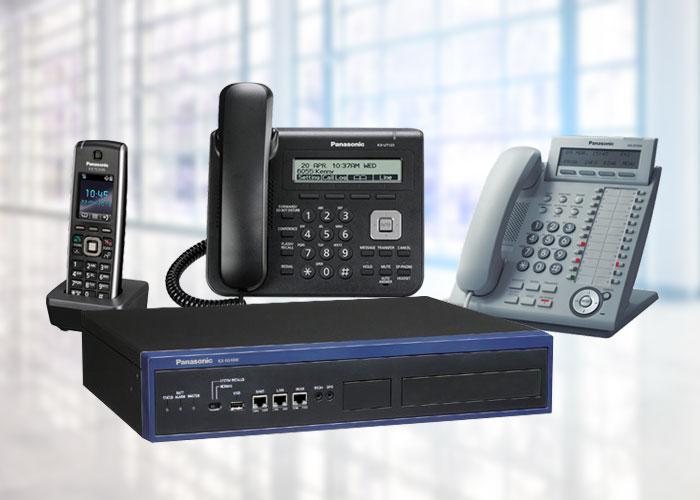 panasonic pabx & telephone products