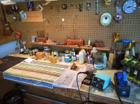 Setup bench