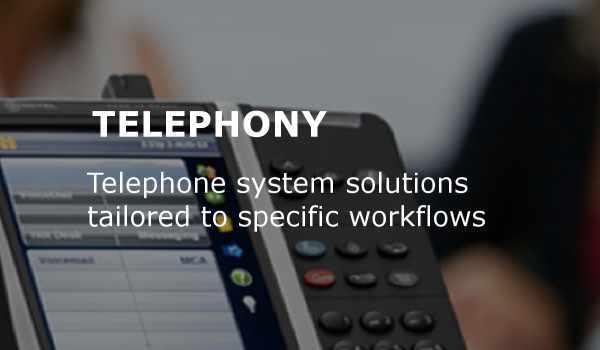 telephony services