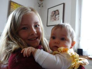 Julia und Elin...