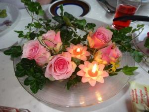 Wir durften beim 42. Hochzeitstag von Onkel Jan und Tante Aase dabei sein...