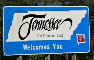 Tennessee ist gleich nebenan...