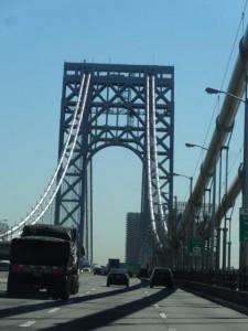 Julia mag die vielen Brücken...