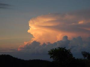 Wolken finde ich so faszinierend...