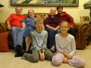 Wir hatten eine super tolles Weekend mit dieser Familie...