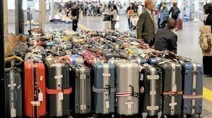 ...aber so viel Gepäck haben wir nicht!!!