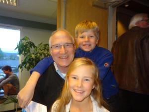 Mit Onkel Jan...