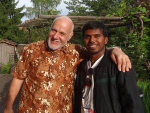 Besuch aus Indien...