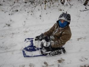 Eisig kalt aber der Spass war das wichtigste!