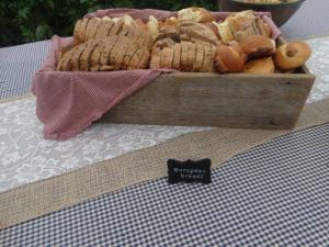 Verschiedene Brotsorten...