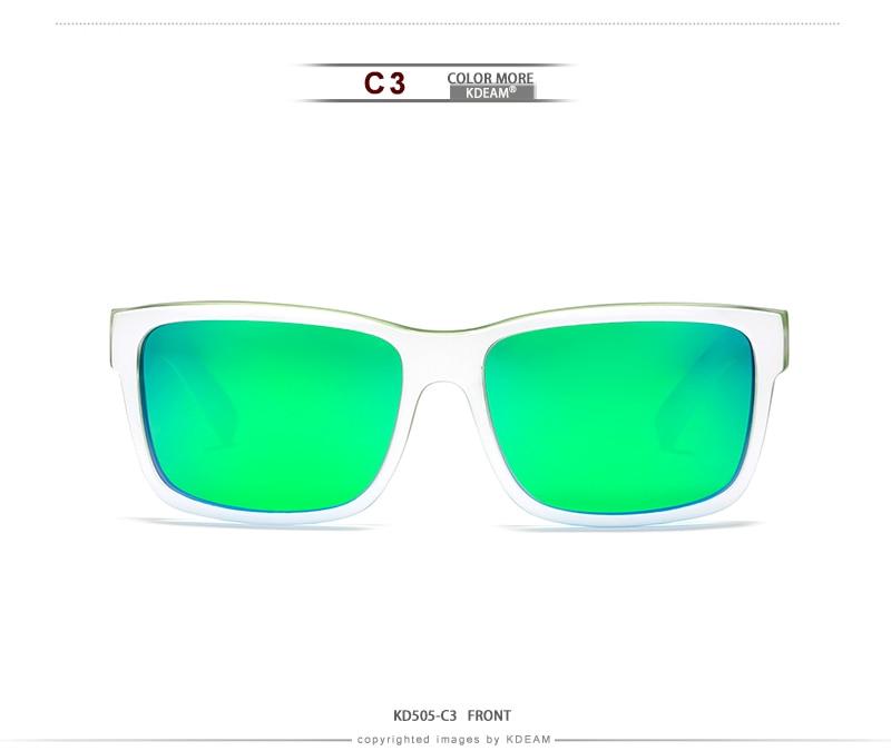 Men's Sport Polarized Sunglasses