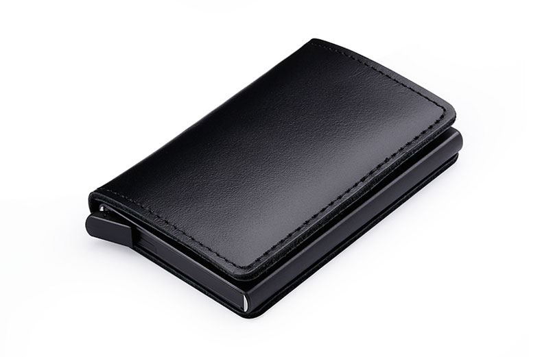 Business Leather Credit Card Holder