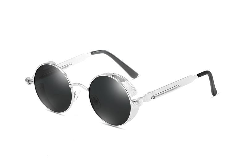 Men's Classic Steampunk Sunglasses