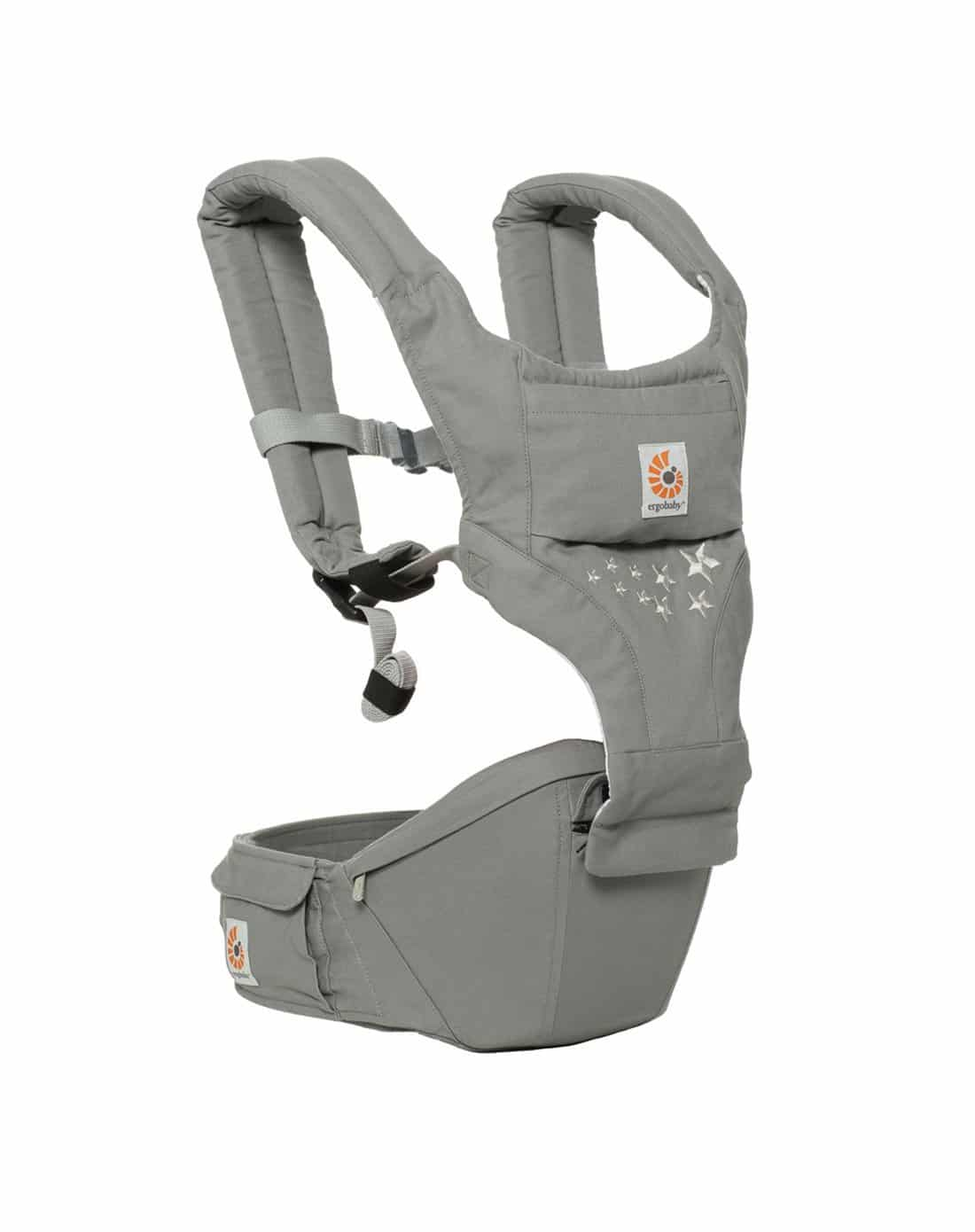 12813724cd2 Ergobaby - Hipseat 6 position Baby Carrier - Giggles Baby