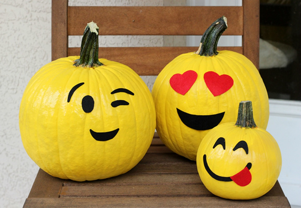 25 No Carve Pumpkin Decorating Ideas Giggles Galore