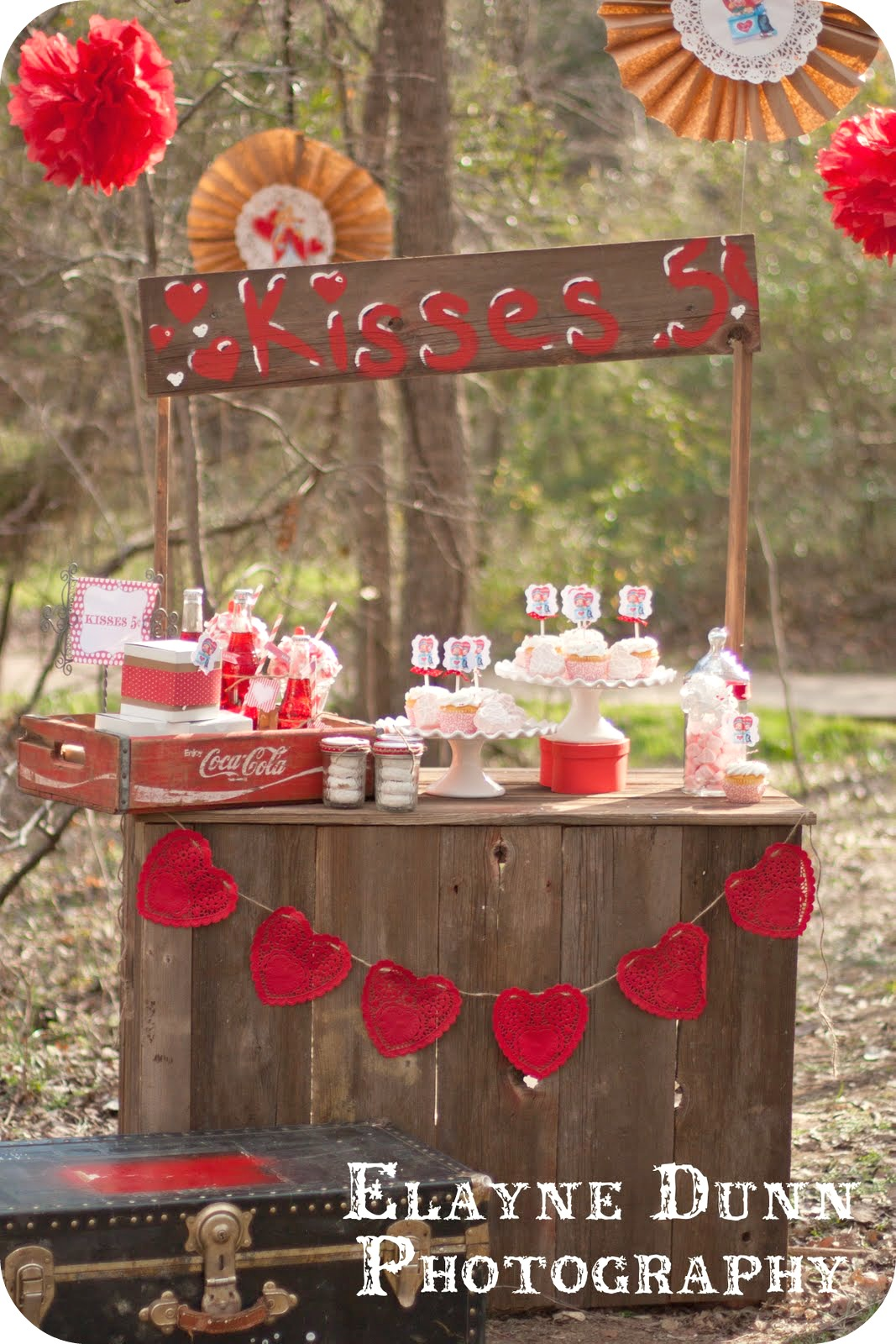 Valentine S Kissing Booth Party