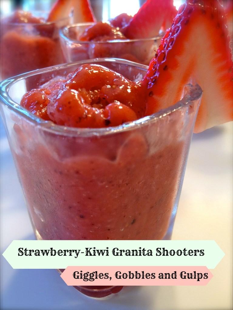 strawberry kiwi shooter