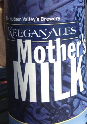 Malt Monday Beer Review of the Week: Keegan Ale Mother's Milk