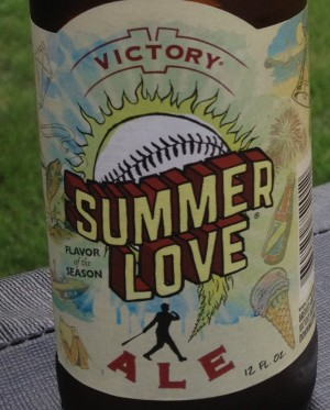 Malt Monday Beer Review of the Week: Victory Summer Love Ale