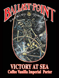 Malt Monday Beer Review of the Week:  Ballast Point Victory at Sea