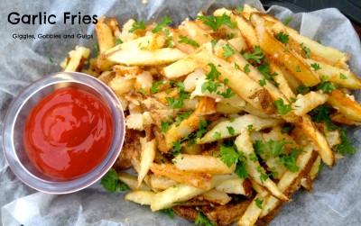 Garlic Fries