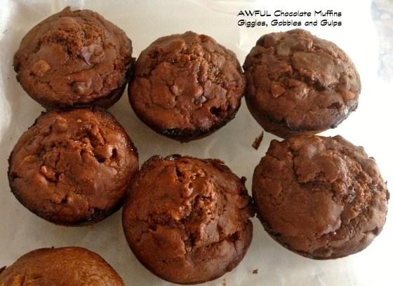 Chocolate Muffin Bread Pudding