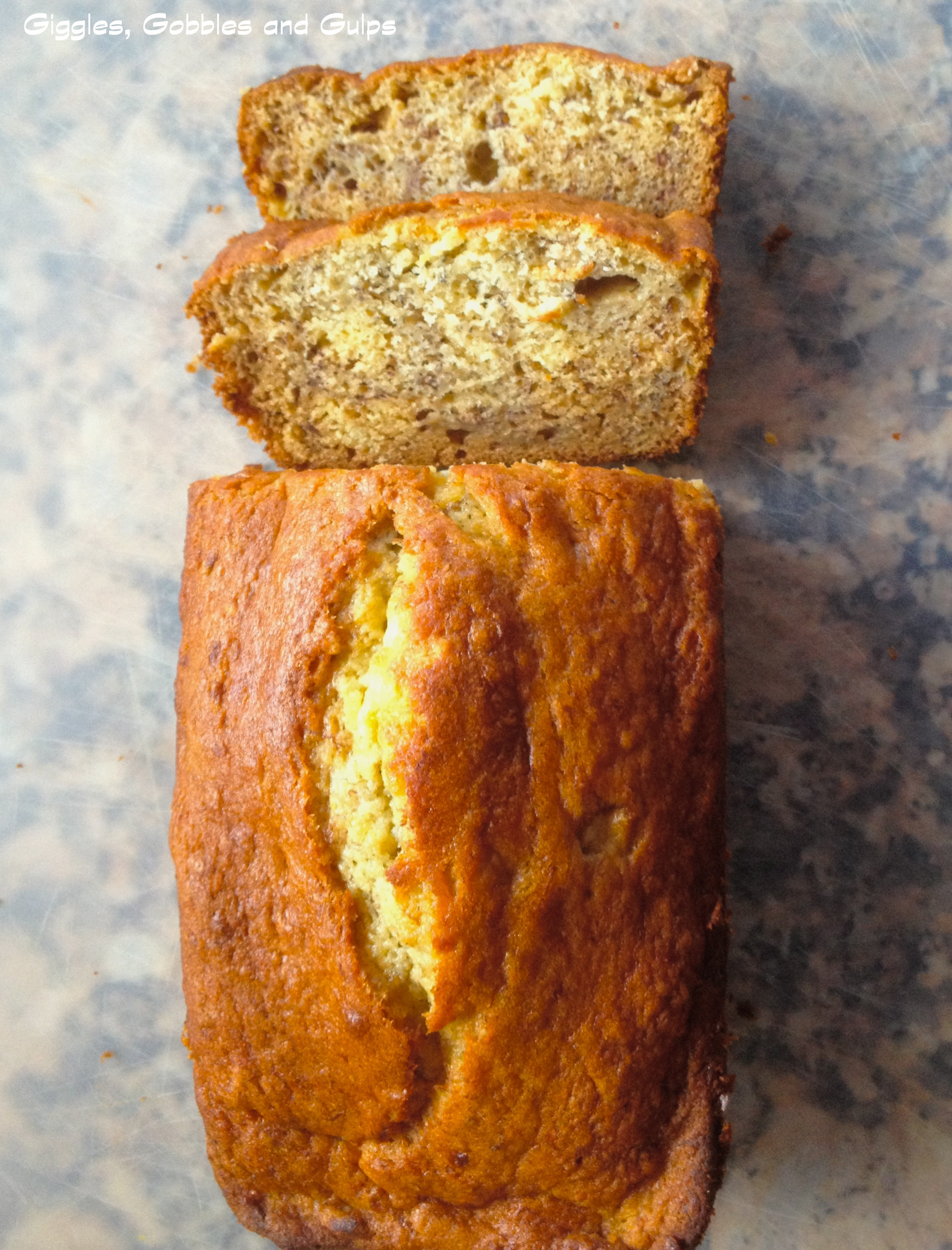 Banana bread french toast giggles gobbles and gulps banana bread french toast forumfinder Image collections