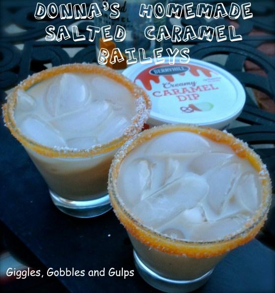 homemade salted caramel baileys1