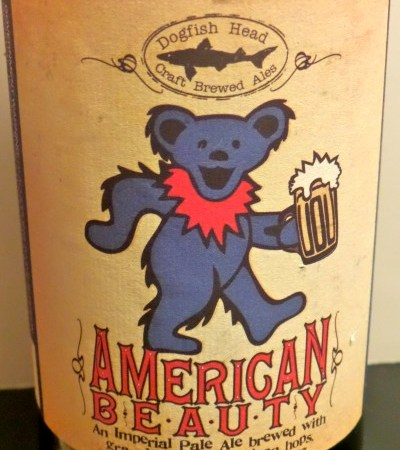 Malt Monday Beer Review of the Week:  Dogfish Head American Beauty