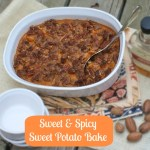 Sweet and Spicy Sweet Potato Bake by Teaspoon of Spice