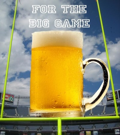 Denver vs Seattle Beers for the Big Game Beer Battle