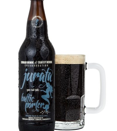 Malt Mondays: Coronado and Cigar City Brewing Collaborate on Jurata Baltic Porter