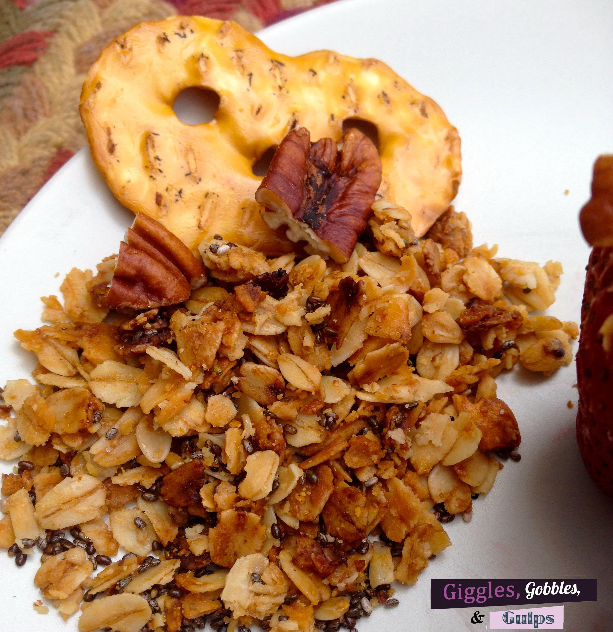 pretzel-pecan-granola