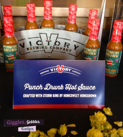 Malt Monday Beer News: Victory Brewing Company Food Products