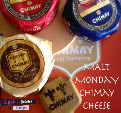 Malt Monday: Chimay Cheese