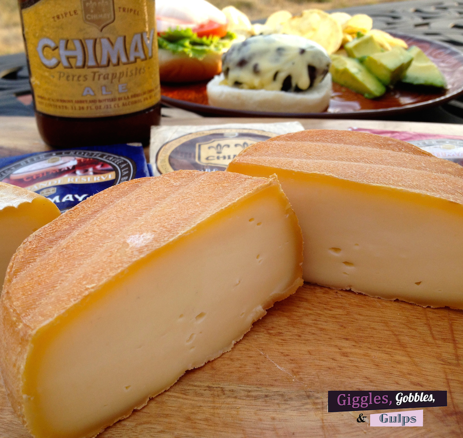 chimay cheese