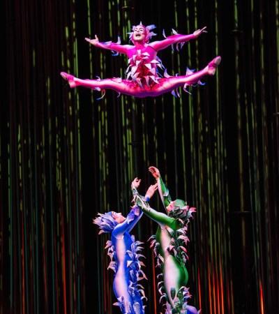 #GGGontheGo: Cirque de Soleil's Varekai