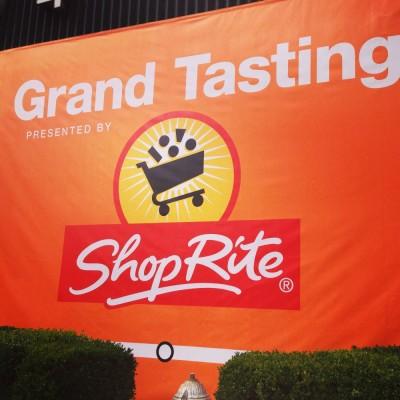 ShopRite Grand Tasting New York City Wine and Food Fest 2014