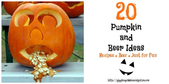 pumpkin and beer ideas