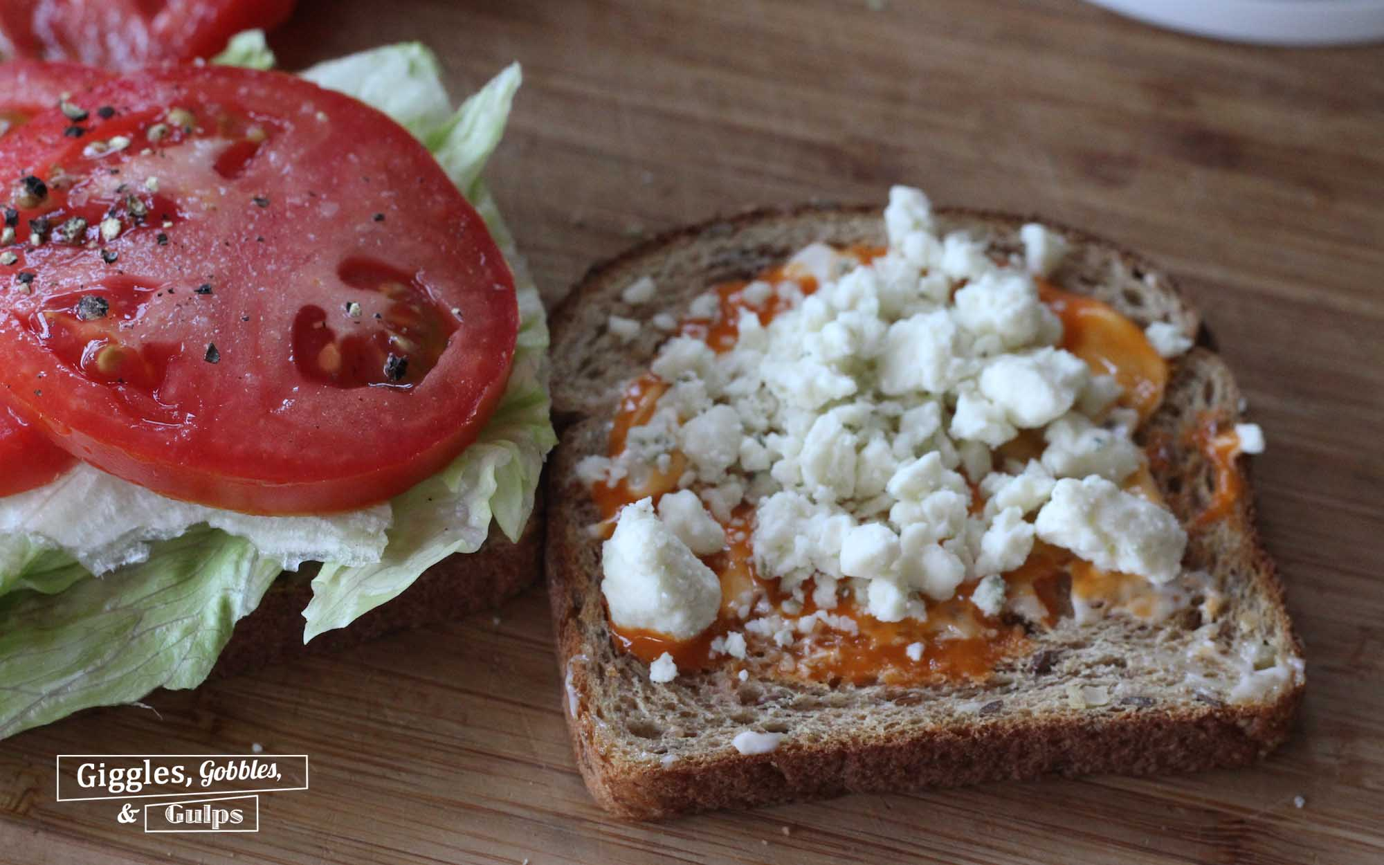 blt buffalo and blue cheese3