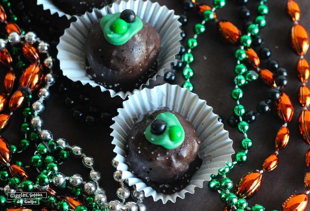 philadelphia football OREO cookie balls1