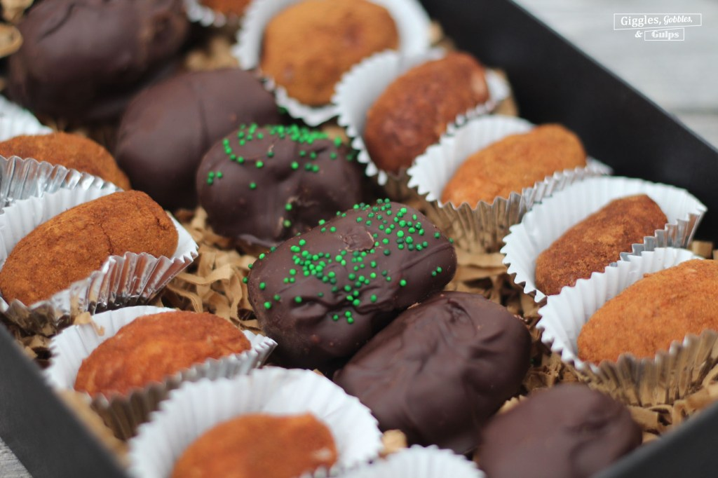 Chocolate Covered Irish Potatoes 2
