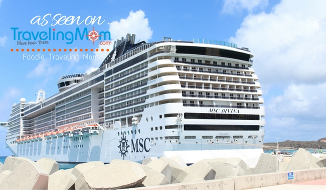 Foodie Traveling Mom | Family Fun Aboard MSC Cruises