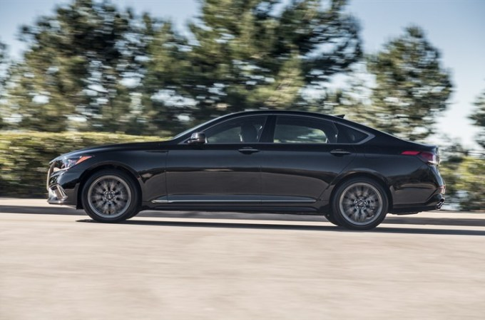 GGG on the Go with the 2017 Genesis G80
